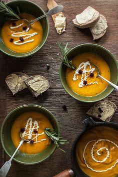 Pumpkin Soup by Darren Muir