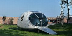 10 best 'Nano Houses' for small-scale living | Designbuzz : Design ideas and concepts
