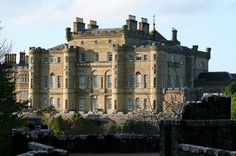 Culzean Castle, Ayrshire, Scotland, just beautiful there, the grounds and the architecture