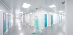 Gallery of Lozy's Pharmaceuticals Factory / GVG Estudio + Vaillo-Irigaray - 15