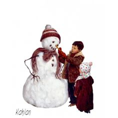 tubes noel enfants ❤ liked on Polyvore featuring christmas, winter, holidays, noel and people