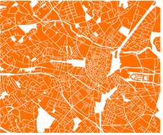 Montpellier map by Armelle Caron Blog Art, Armelle, City Maps, Montpellier, French Artists, Illustration, Istanbul, Posters, Inspire