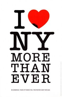 This was Miltion Glaser's (founder I love NY logo) reaction to the events of Sept. 11, 2001. I hope it helped. All proceeds will go to NY charities hurt by the events of that day.