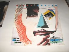 Billy Squier - Signs Of Life , record mint