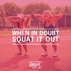 Squat it Out