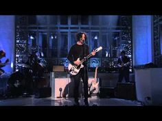 """Watch Jack White perform """"Sixteen Saltines"""" with an all male band on last night's episode of Saturday Night Live."""