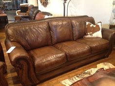 Amazing Rustic Leather Living Room Furniture - Country Living Room Leather Furniture