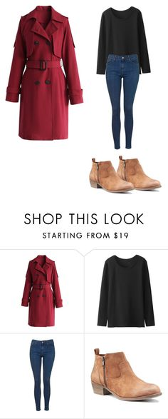 """Untitled #18"" by explorer-14499351471 on Polyvore featuring Chicwish, Uniqlo and Topshop"
