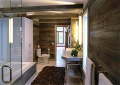 Home-Dzine - Decorating a home in modern rustic style