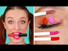 Did you find one or more of these beauty tips handy? Make sure to share the wealth with your friends by sharing the video with them! And don't forget to subs. 5 Min Crafts, 5 Minute Crafts Videos, Craft Videos, Diy Makeup, Makeup Tips, Funny Makeup, Matte Makeup, Makeup Hacks, Make-up-tipps Und Tricks