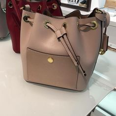 Looking for a Michael kors Greenwich medium bucket I'm looking for a Michael kors bucket bag in ballet rose. If anyone know someone selling theirs msg me plz. Thank you in advance . (: Michael Kors Bags