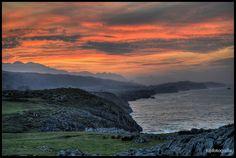La costa asturiana... espectacular!!
