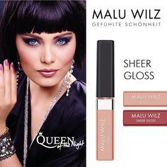 Queen of the Night. Nieuwe look! Malu Wilz