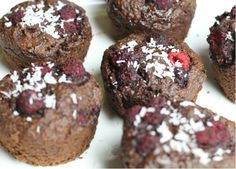 I Love Health | Healthy Chocolade Muffins || glutenvrij and suikervrij | http://www.ilovehealth.nl (foto thebeautyassistant.nl) healthy chocolate muffins