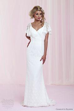 charlotte balbier 2013 elodie wedding dress