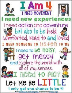 Classroom Decor: I Am A Child Posters by Herding Kats in Kindergarten Preschool Learning, Preschool Activities, Teaching, Education Quotes, Education Posters, Autism Education, Inclusive Education, Classroom Decor, Classroom Board