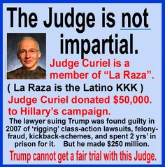 Lmao, when the tables are turned!!  To be judged by your peers: racist thieves liars and cons...sounds fitting