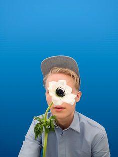boys with flowers agnes lloyd-platt