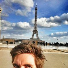 James Phelps in Paris