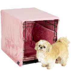 48 Best Dog Crates Covers Cushions Images Wood Dog Crate Dog