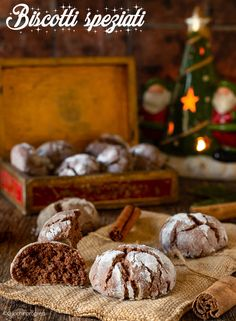Italian Cookie Recipes, Italian Cookies, Christmas Biscuits, Christmas Cookies, Burritos, Biscotti Cookies, Cheesecake Cookies, Romanian Food, Xmas Food