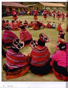 * Quechua native of Peru.*
