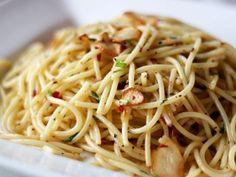 Spaghetti Aglio Olio e Pepperoncino