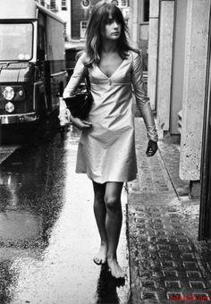 İçinizdeki İrlandalı » Barefoot Girl in Rain