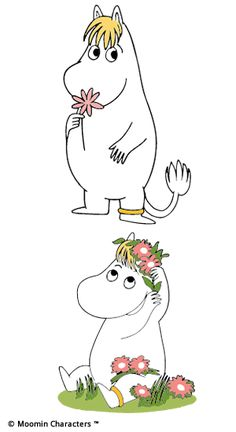 Snorkmaiden is Moomintroll's friend and playmate. Snorkmaiden is happy and energetic, although her Wallpaper, Illustration, Moomin, Drawings, Artwork, Cartoon Wallpaper, Cute Cartoon Wallpapers, Pokemon Coloring, Cute Drawings
