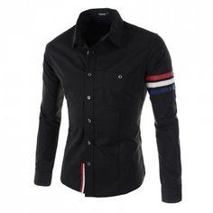 881c886ce2 14 melhores imagens de Camisas Masculinas Modernas Elegantes Calitta ...
