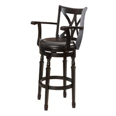 "Found it at Wayfair - Kappler 45.28"" Swivel Barstool"