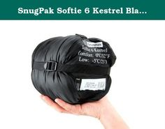 SnugPak Softie 6 Kestrel Black LH Zip. This product is manufactured by well known brand Snugpak. Snugpak is one of the last manufacturers of quality sleeping bags and insulated clothing not only in the UK but across Europe.