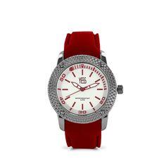 Yess.com - Relojes RELOJ MUJER DEPORTIVO BISEL PLATEADO 8bc70a278568