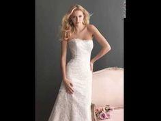 Bộ Sưu Tập Váy Cưới Ren Cổ Điển Của Allure Bridals