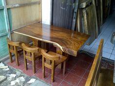 Kursi meja makan minimalis