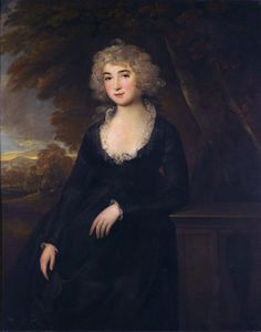 Frances Villiers, Countess of Jersey by Thomas Beach (auctioned by Sotheby's) | Grand Ladies | gogm