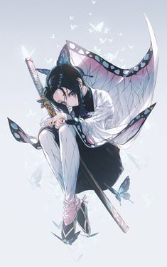 kimetsu no yaiba demon slayer demon slayer zenitsu zenitsu kimetsu no yaiba zenitsu Kawaii Anime Girl, Anime Art Girl, Manga Art, Anime Boys, Anime Angel, Anime Demon, Demon Slayer, Slayer Anime, Reborn Anime