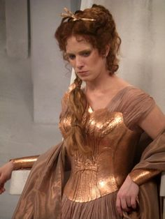 whitaker-malem-movie-clash-of-the-titans-goddess-armour-bustier-demeter-costume | Flickr - Photo Sharing!