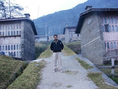 Tsimalakha, the rains and snow, the widening up world, encossed within the high mountains, friends, fun and frolic...
