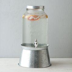 Bucket Stand Beverage Dispenser