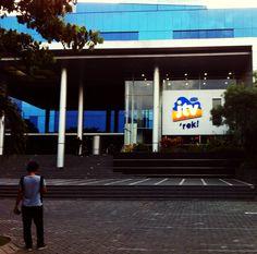 My office PT Jawa Pos Media Television Graha JTV Building A Yanni Street#88 Surabaya