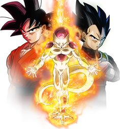Dragon Ball Z: Resurrección de #Freezer