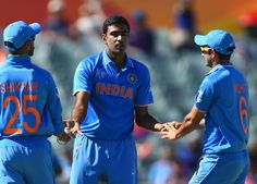PERTH: Off-spinner Ravichandran Ashwin claimed four wickets to lead a strong Indian bowling performance as the defending champions eased to a nine-wicket victory over the United Arab Emirates in a World Cup Pool B encounter in Perth on Saturday.