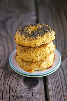 Cauliflower Bagels - make this then sprinkle this on top =http://getsimplifized.com/everything-bagel-spice-mix-simplifized. This is really good - I've made the everything spice before, so good!