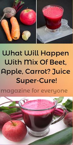 What happens if you mix these items for juice?