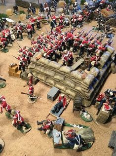 Plastic Toy Soldiers, Plastic Soldier, Monster Hotel, War Image, Military Modelling, Military Diorama, Geek Gear, Military Gear, Zulu