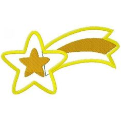 shooting star images clip art - Google Search. good one for a template. I want to use with the tail down for a Bethlehem star.