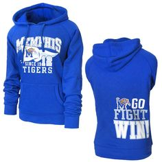 Women's 'Go Fight Win' Memphis Tigers Hoodie
