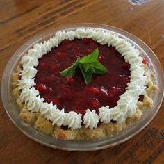 Strawberry Pie II Allrecipes.com