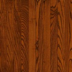 Bruce American Home Series Oak Gunstock 3/4 in. Thick x 5 in. Wide x Varying Length Solid Hardwood Flooring (23.5 sq.ft./case)-AHS5111 at The Home Depot